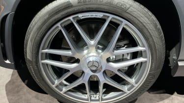 mercedes-amg gle 53 alloy wheel