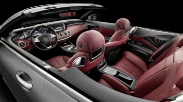 Mercedes S-Class Cabriolet 7