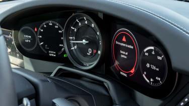 Porsche 911 Carrera - instrument dials