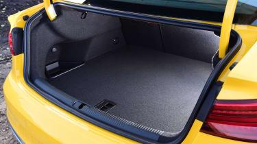 Audi S3 Saloon 2017 - boot