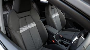 Audi Q4 e-tron Sportback - front seats