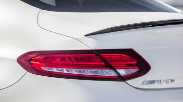 Mercedes-AMG C 63 S - AMG badge