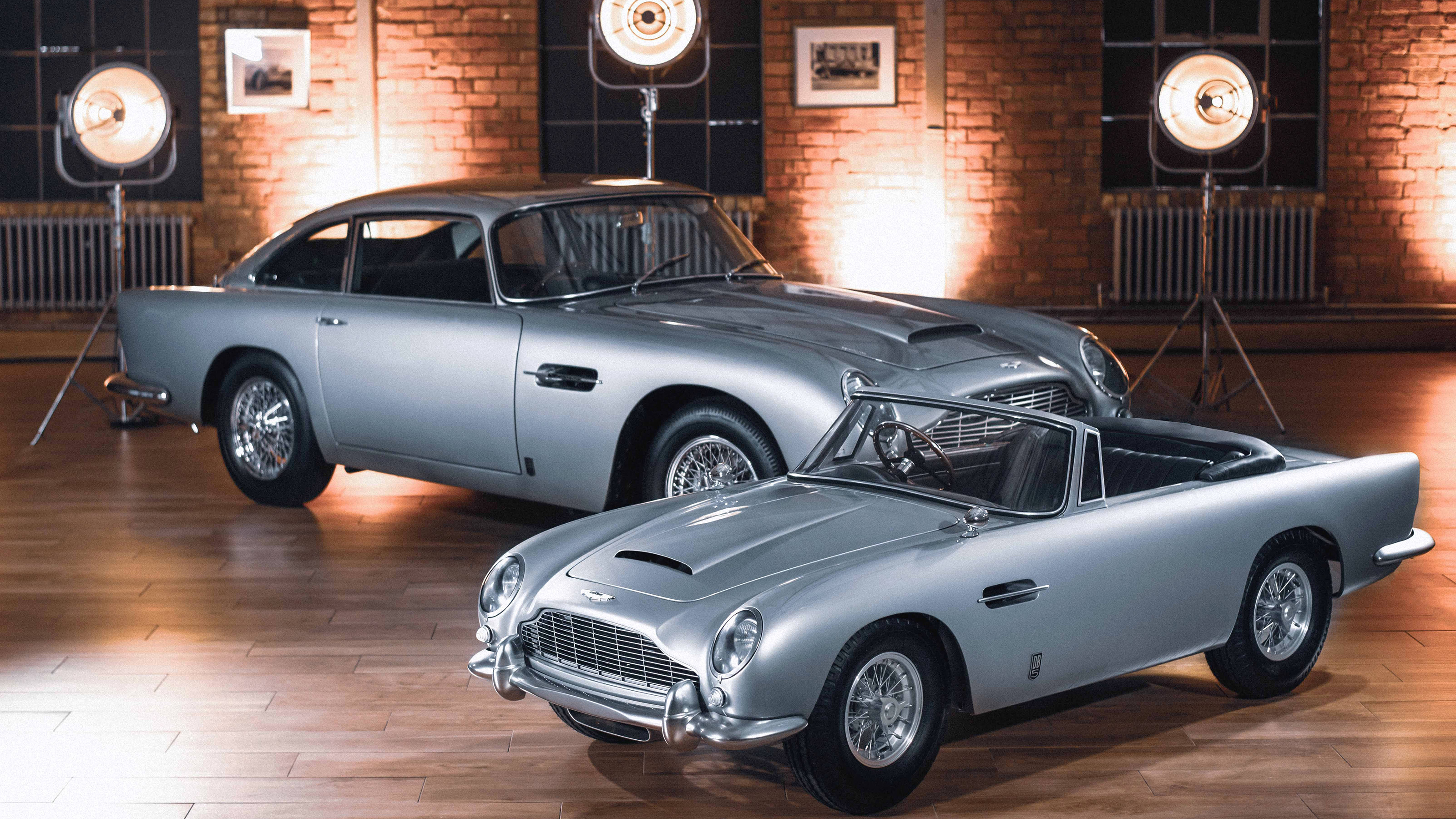 Aston Martin Db5 Junior Is A 42 000 40mph Electric Toy Car Auto Express
