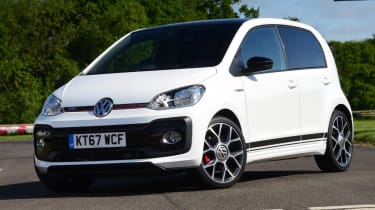 Volkswagen up! GTI static front