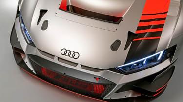 Audi R8 LMS GT3 - front above
