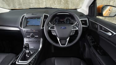 Used Ford Edge - dash