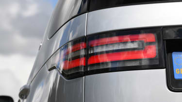 Discovery rear light
