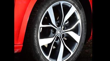 Renault Megane ST - wheel