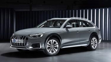 Audi A4 Allroad - studio front