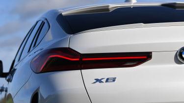 BMW X6 - rear light
