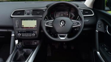 Renault Kadjar 2016 - interior