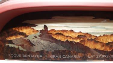 Bentayga Inlay - Behind Beijing