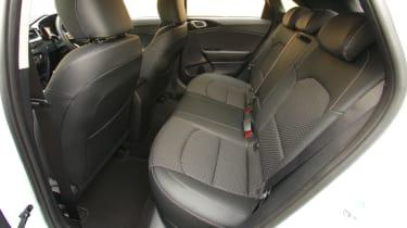 Kia Ceed 1.6 CRDi iMT - rear seats