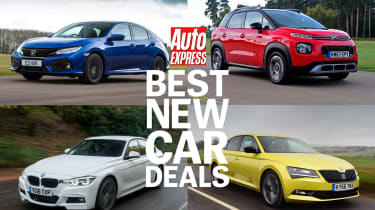 Best new car deals 2018 - header