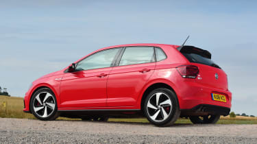 Volkswagen Polo GTI - rear static