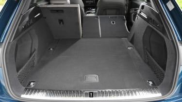 Audi e-tron long termer - first report boot