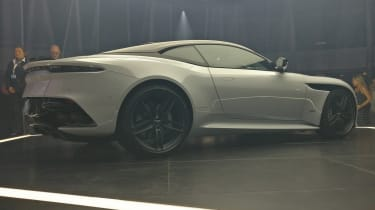 Aston Martin DBS Superleggera - reveal rear