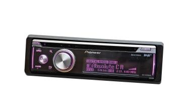 Car stereo reviews - Pioneer DEH-X8700DAB