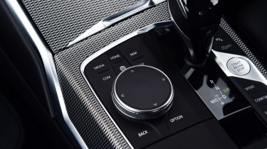 BMW 3 Series long termer - first report infotainment controls