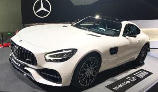 Mercedes-AMG GT - LA front