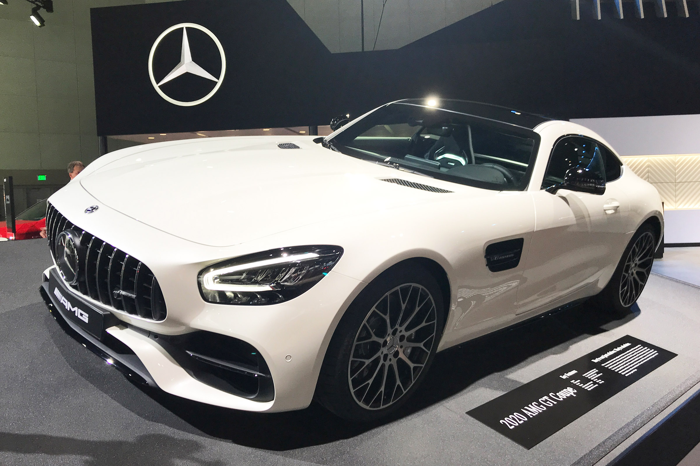 2019 Mercedes Amg Gt Prices And Specs Announced Auto Express