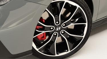 Hyundai i30 Fastback N - wheel