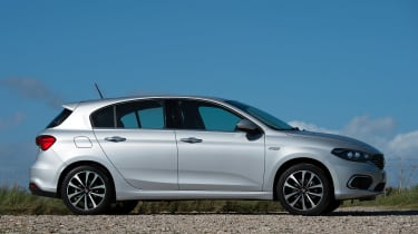 Fiat Tipo - side static