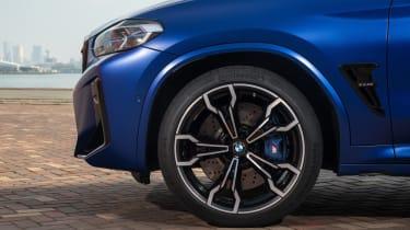 BMW X3 M - wheel