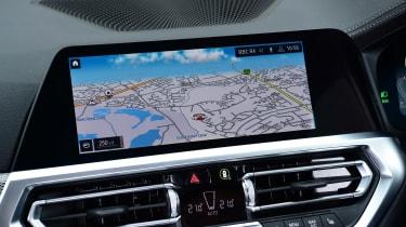 BMW 3 Series long termer - first report sat-nav