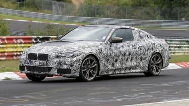 BMW 4 Series - spyshot 3