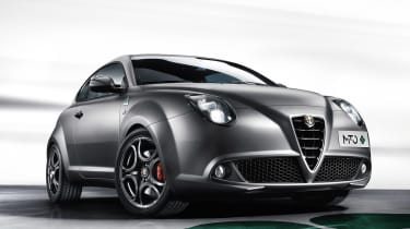 Alfa Romeo MiTo QV 2014 front