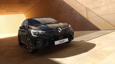 New Renault Clio Lutecia Limited Edition revealed - front