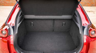 Mazda MX-30 - boot