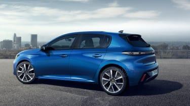 Peugeot 308 - exclusive image