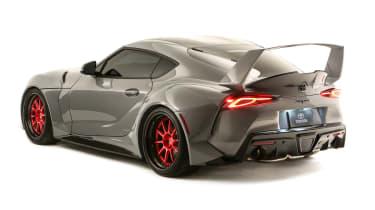 Toyota Supra HyperBoost Edition - rear