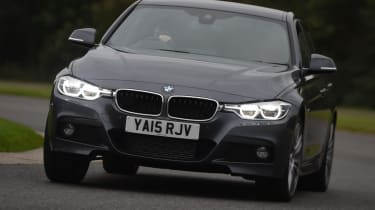 BMW 3 Series - headlights