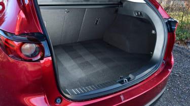 Used Mazda CX-5 - boot