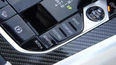 BMW X6 - drive mode