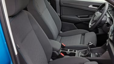 VW Caddy 2020 MPV - seats