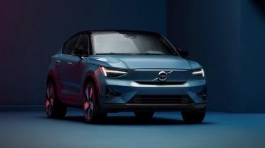 Volvo C40 Recharge - front studio