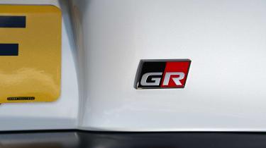 Toyota Supra -  rear badge