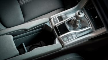 Honda Civic - gearstick