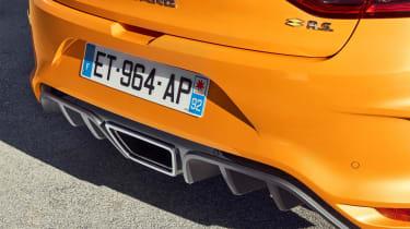 Renault Megane R.S. - rear detail