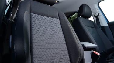 Volkswagen T-Cross - seats