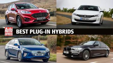 Best Plug In Hybrids 2021 Auto Express