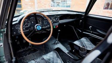 Aston Martin DB4 GT - interior