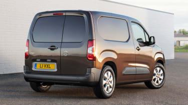 Vauxhall Combo - rear