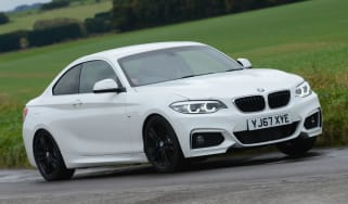 BMW 2 Series - Front