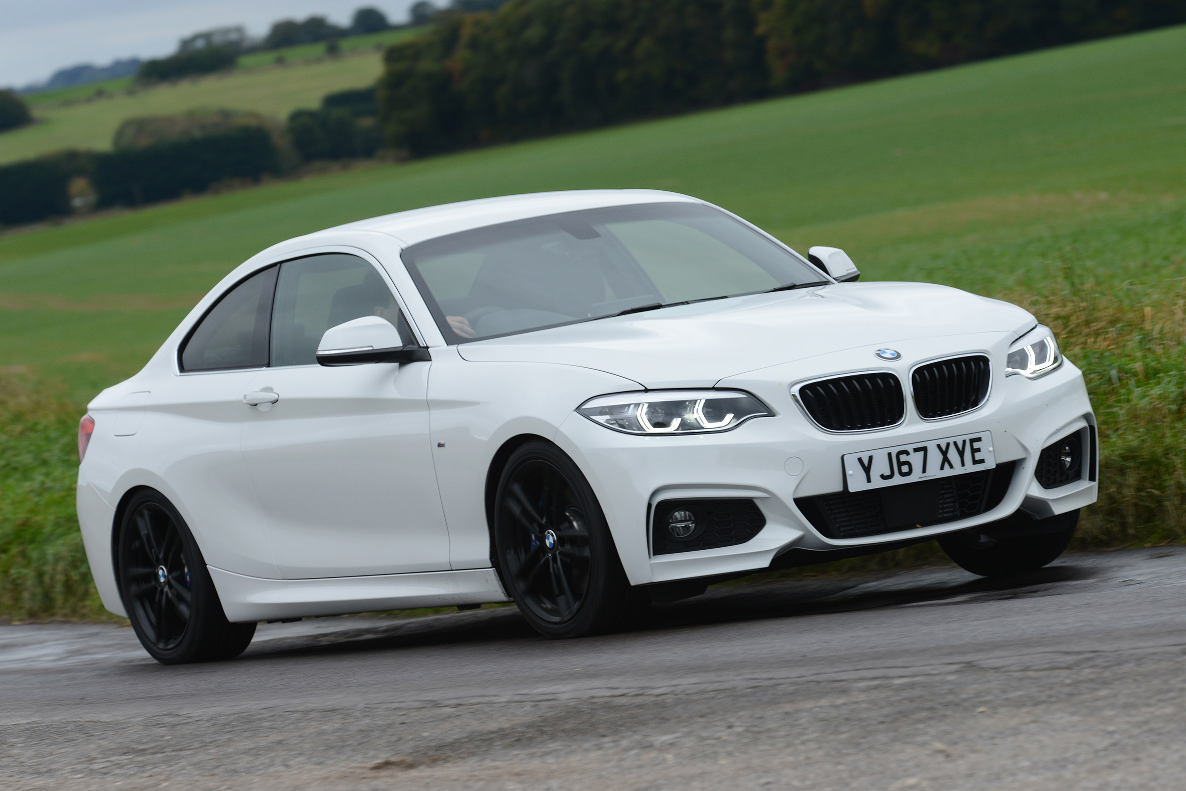 Bmw 2 Series 2017 Facelift Review Auto Express