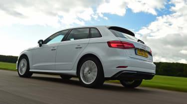 Audi A3 e-tron - rear